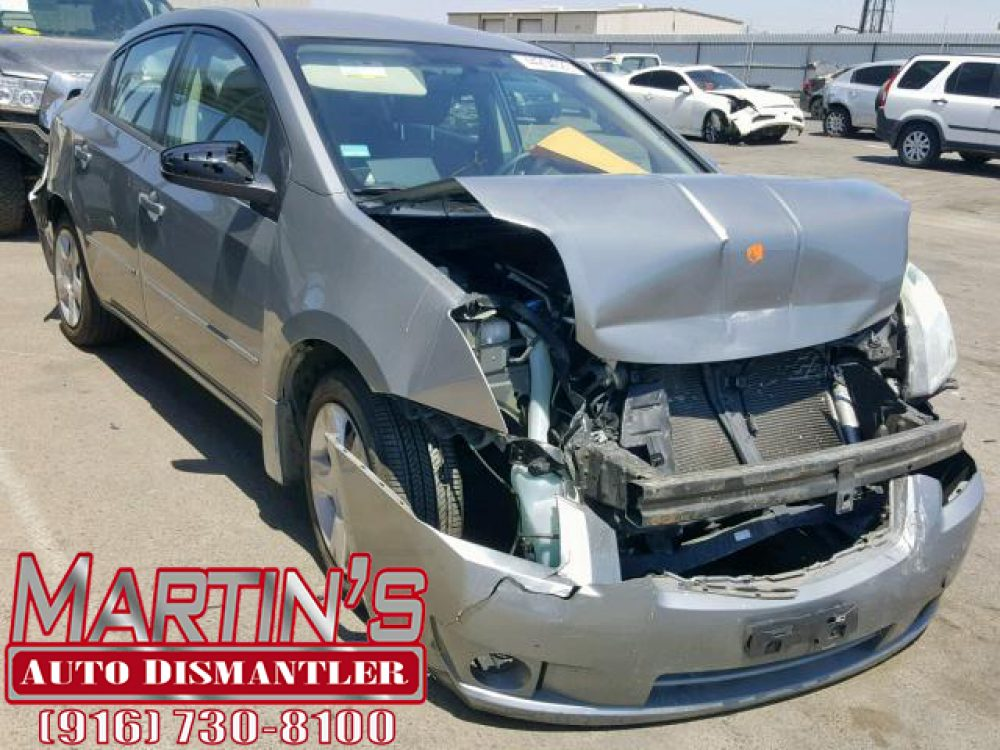 2009 Nissan Sentra 2.0 (For Parts)