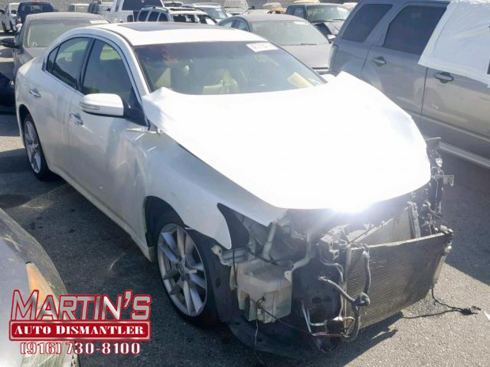 2011 Nissan Maxima S (For Parts)
