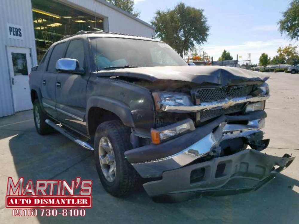 2005 Chevrolet Avalanche  K1500 (For Parts)