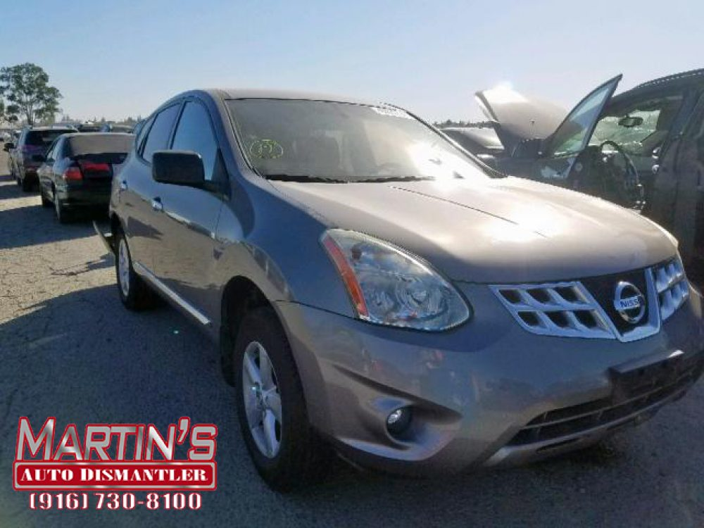2012 Nissan Rogue S (For Parts)