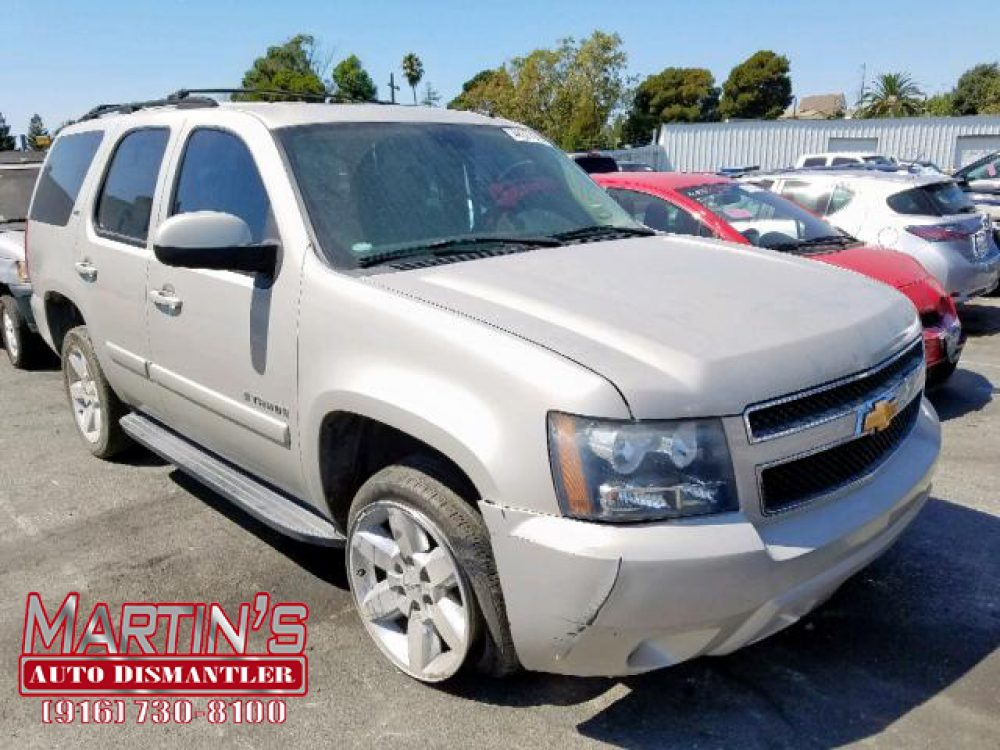 2007 Chevrolet Tahoe (For Parts)