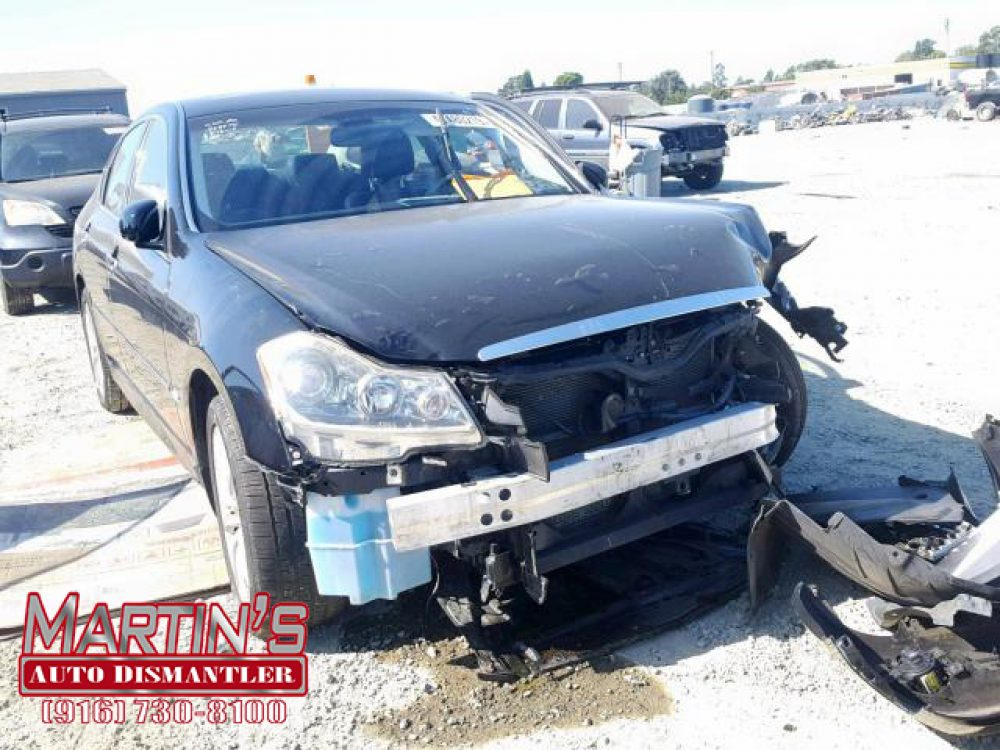 2009 Infiniti M35 Base (For Parts)