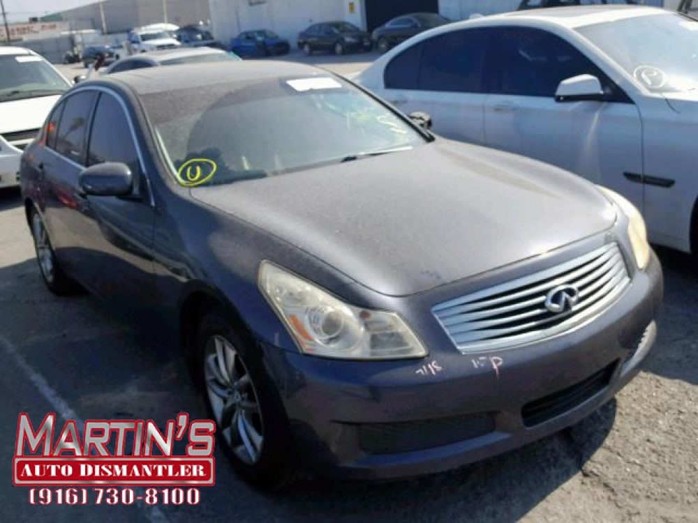 2008 Infiniti G35 (For Parts)