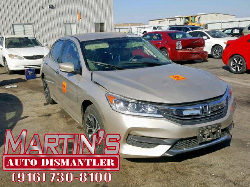 2017 Honda Accord LX (For Parts)