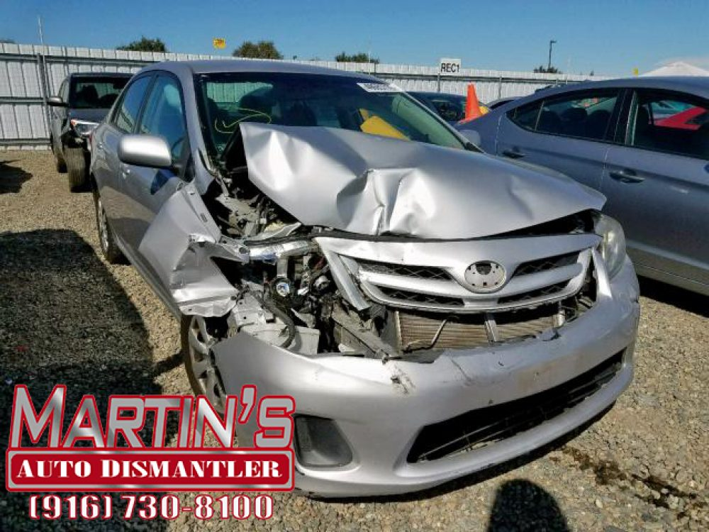 2011 TOYOTA COROLLA BASE (For Parts)