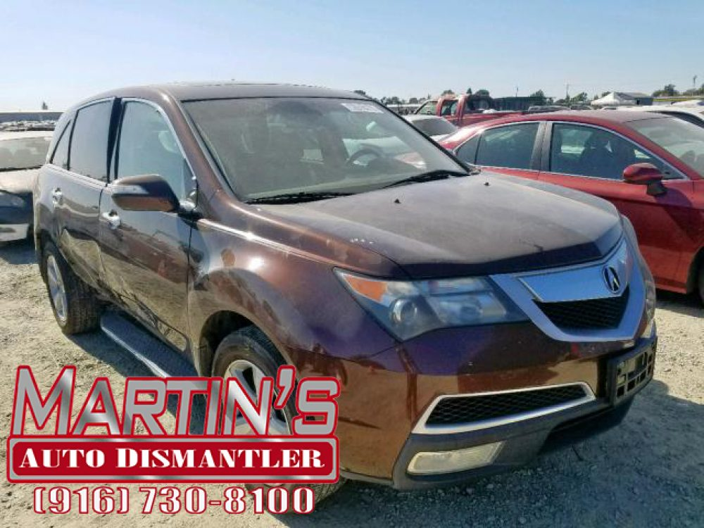 2010 Acura MDX Technology (For Parts)