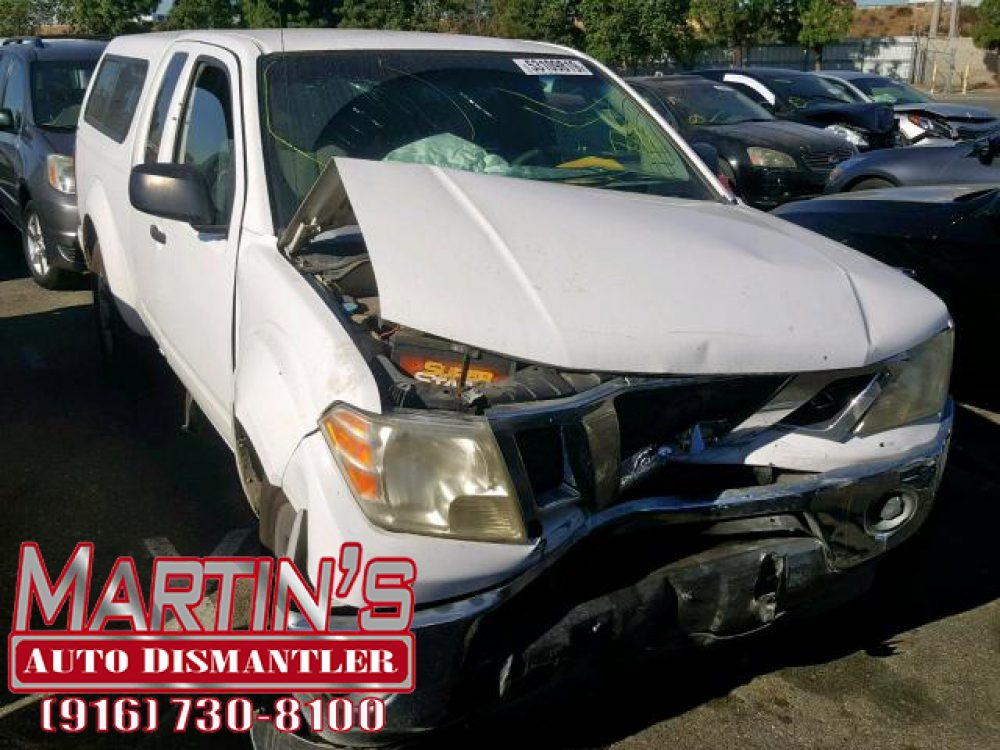 2009 NISSAN FRONTIER KING CAB XE (For Parts)