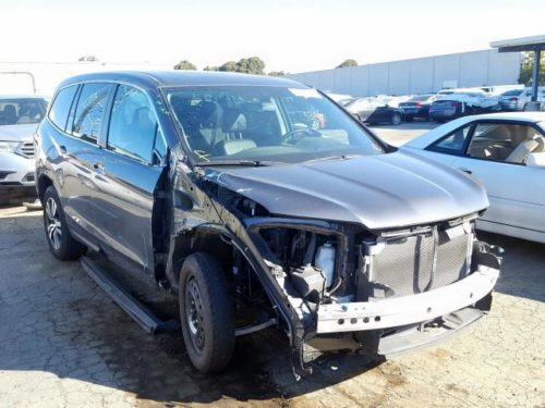 Martins-Auto-Dismantler-Sacramento-2016-Honda-pilot-exl